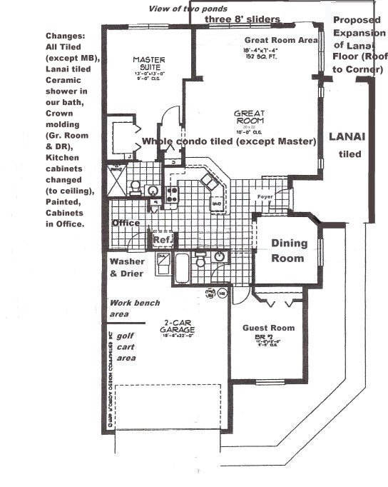 Our Kings Point condo floorplan