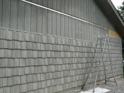 the siding project